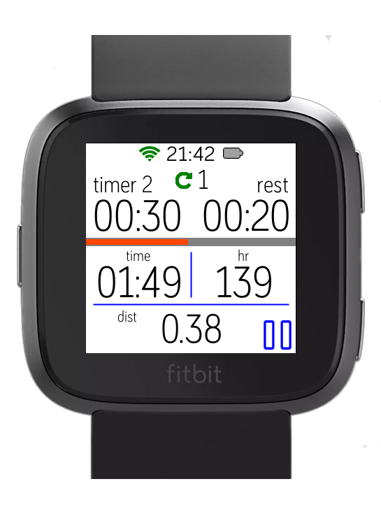 Genius Wrist - About Gym Timer Pro - The easiest way to time your
