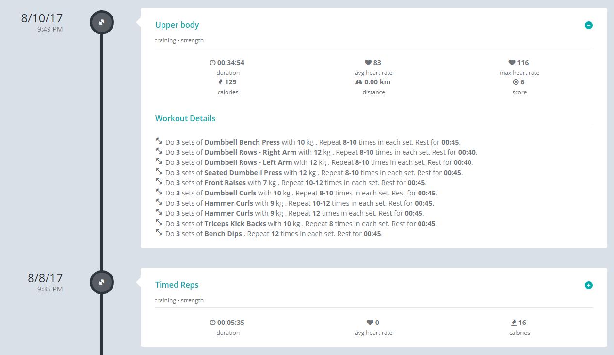 Genius Wrist - Workout Genius, the multi-sport app for your smart watch