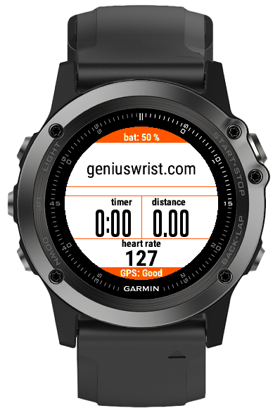 Genius Wrist - About Workout Builder, train with step by