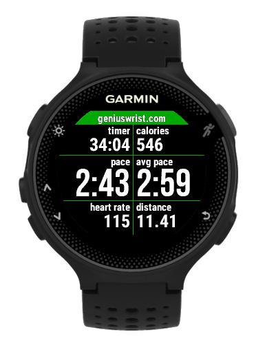 Genius Wrist - Workout Genius, the multi-sport app for your